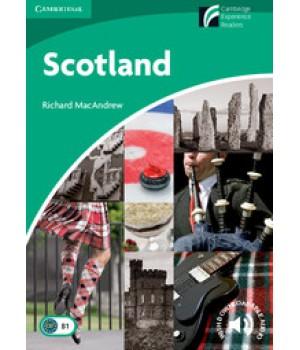 Книга для читання Cambridge Experience Readers Level 3 Scotland + Downloadable Audio