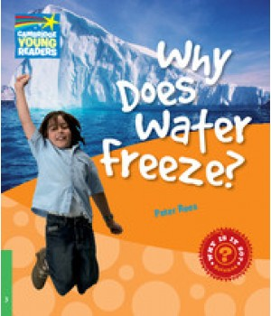 Книга для читання Cambridge Young Readers Level 3 Why Does Water Freeze?