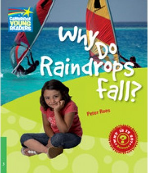 Книга для читання Cambridge Young Readers Level 3 Why Do Raindrops Fall?