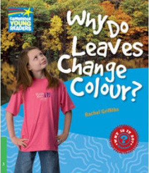 Книга для читання Cambridge Young Readers Level 3 Why Do Leaves Change Colour?