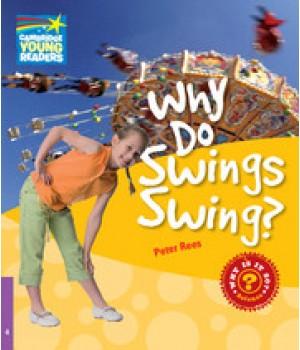 Книга для читання Cambridge Young Readers Level 4 Why Do Swings Swing?
