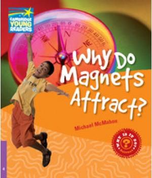 Книга для чтения Cambridge Young Readers Level 4 Why Do Magnets Attract?