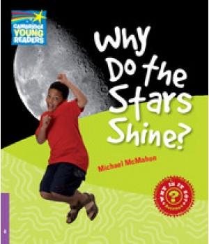 Книга для читання Cambridge Young Readers Level 4 Why Do the Stars Shine?