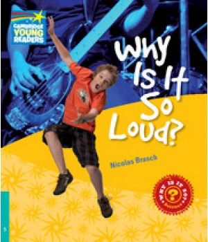 Книга для читання Cambridge Young Readers Level 5 Why Is It So Loud?