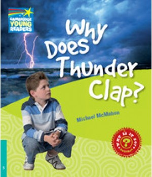 Книга для читання Cambridge Young Readers Level 5 Why Do Thunder Clap?