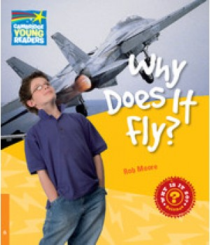 Книга для читання Cambridge Young Readers Level 6 Why Does It Fly?