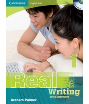 Підручник Real Writing 1 with answers and Audio CD