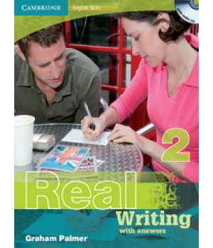 Підручник Real Writing 2 with answers and Audio CD