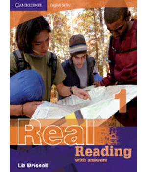 Підручник Real Reading 1 with answers