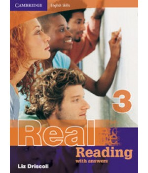 Підручник Real Reading 3 with answers