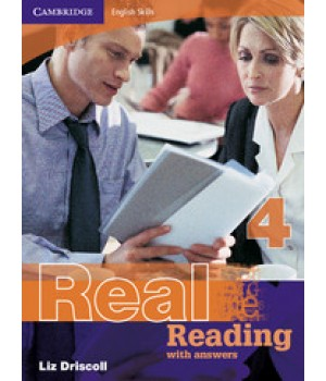 Підручник Real Reading 4 with answers