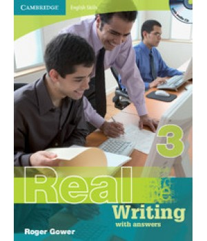 Підручник Real Writing 3 with answers and Audio CD