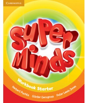 Робочий зошит Super Minds Starter Workbook