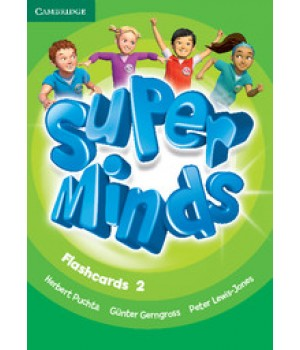 Картки Super Minds 2 Flashcards (Pack of 103)