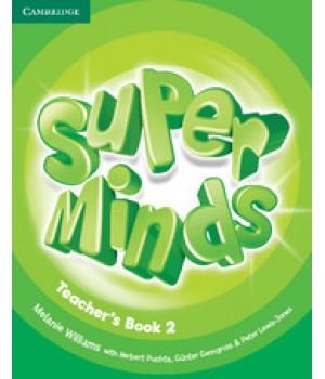 Книга для вчителя Super Minds 2 Teacher's Book