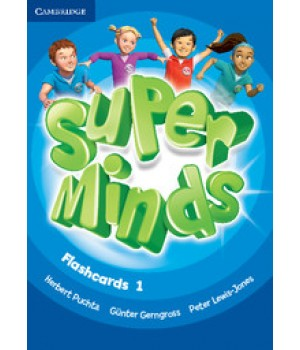 Картки Super Minds 1 Flashcards (Pack of 103)