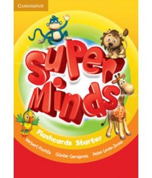 Картки Super Minds Starter Flashcards (Pack of 75)