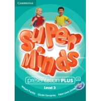 Super Minds 3 Presentation Plus DVD-ROM