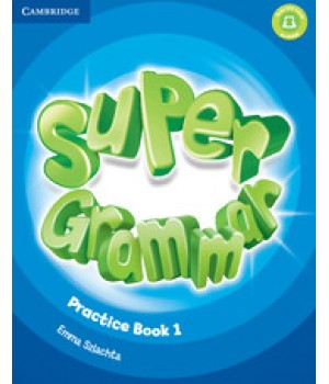 Граматика Super Minds 1 Grammar Book