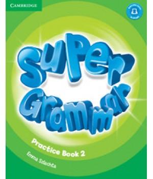 Граматика Super Minds 2 Grammar Book