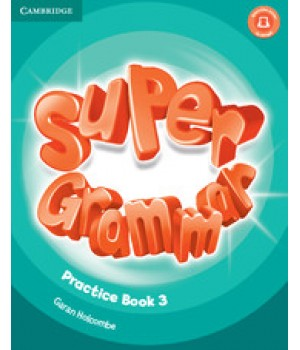 Граматика Super Minds 3 Grammar Book