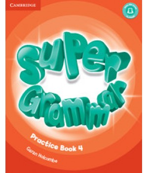 Граматика Super Minds 4 Grammar Book