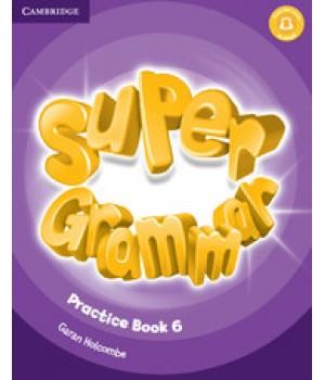 Граматика Super Minds 6 Grammar Book