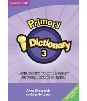 Словник Primary i - Dictionary 3 High elementary CD-ROM (home user)