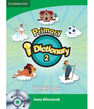 Словарь Primary i - Dictionary 2 Low elementary Workbook with CD-ROM