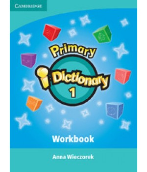 Словарь Primary i - Dictionary 1 High Beginner Workbook with CD-ROM