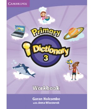 Словник Primary i - Dictionary 3 High elementary Workbook with CD-ROM