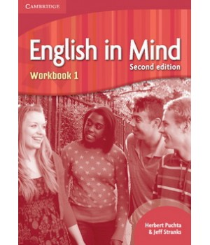 Робочий зошит English in Mind 1 2nd Edition Workbook