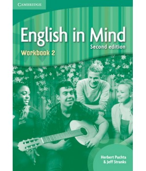 Робочий зошит English in Mind 2 2nd Edition Workbook