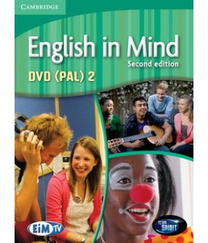 Диск English in Mind 2 2nd Edition DVD