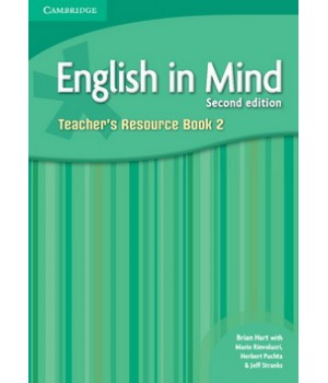 Книга для вчителя English in Mind 2 2nd Edition Teacher's Resource Book