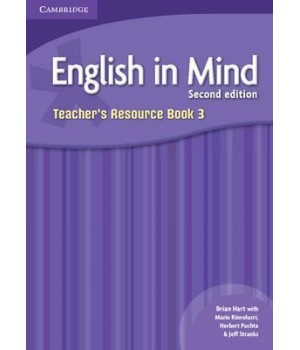 Книга для вчителя English in Mind 3 2nd Edition Teacher's Resource Book