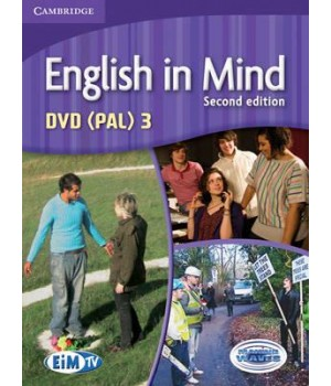 Диск English in Mind 3 2nd Edition DVD