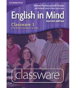 Диск English in Mind 3 2nd Edition Classware DVD-ROM