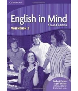 Робочий зошит English in Mind 3 2nd Edition Workbook
