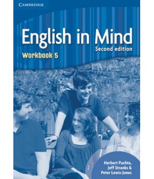 Робочий зошит English in Mind 5 2nd Edition Workbook