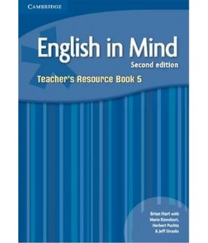 Книга для вчителя English in Mind 5 2nd Edition Teacher's Resource Book