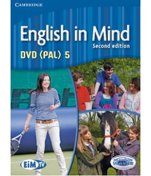 Диск English in Mind 5 2nd Edition DVD