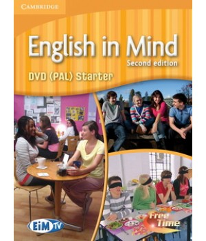 Диск English in Mind Starter 2nd Edition DVD