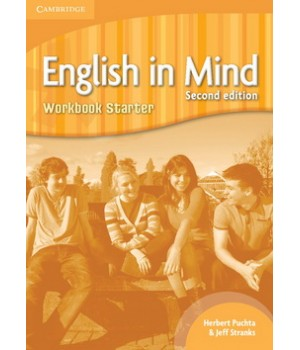 Рабочая тетрадь English in Mind Starter 2nd Edition Workbook