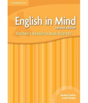 Книга для учителя English in Mind Starter 2nd Edition Teacher's Resource Book