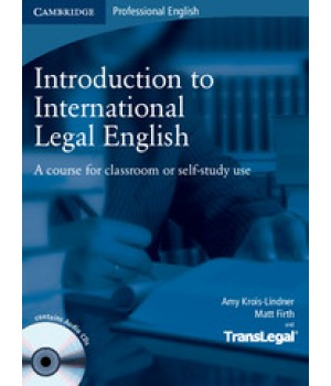 Учебник Introduction to International Legal English Student's Book with Audio CDs (2)