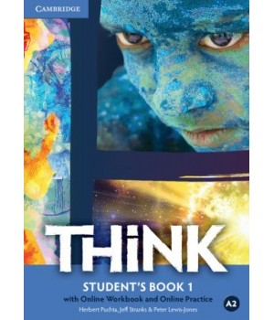Підручник Think 1 (A2) Student's Book with Online Workbook and Online Practice