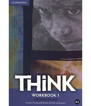 Think 1 (A2) Workbook with Online Practice