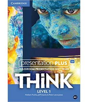 Диск Think 1 (A2) Presentation Plus DVD-ROM