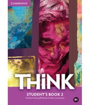 Підручник Think 2 (B1) Student's Book